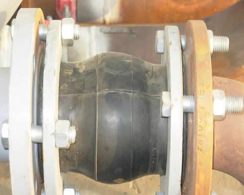 橡胶接头工程案例