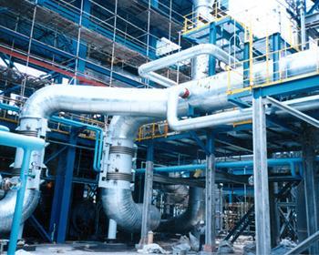 金属软管工程案例