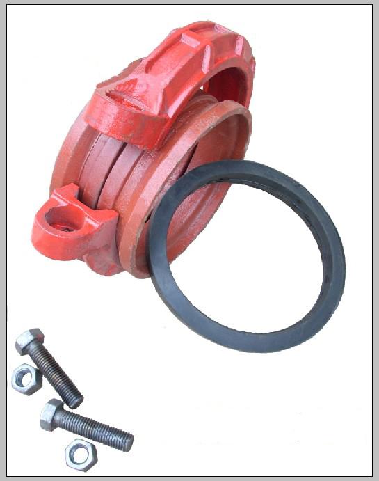 GJJ卡箍式柔性管接头