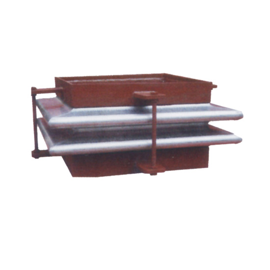 矩形金属波纹管补偿器